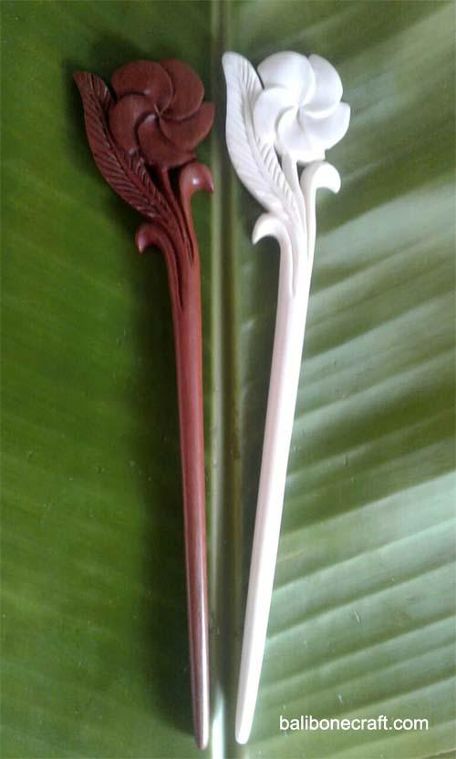 Hairpin flower