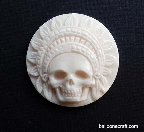 Moonface IndiaSkull
