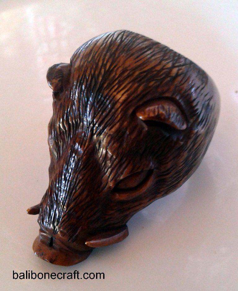 bone-ring-wild-pig