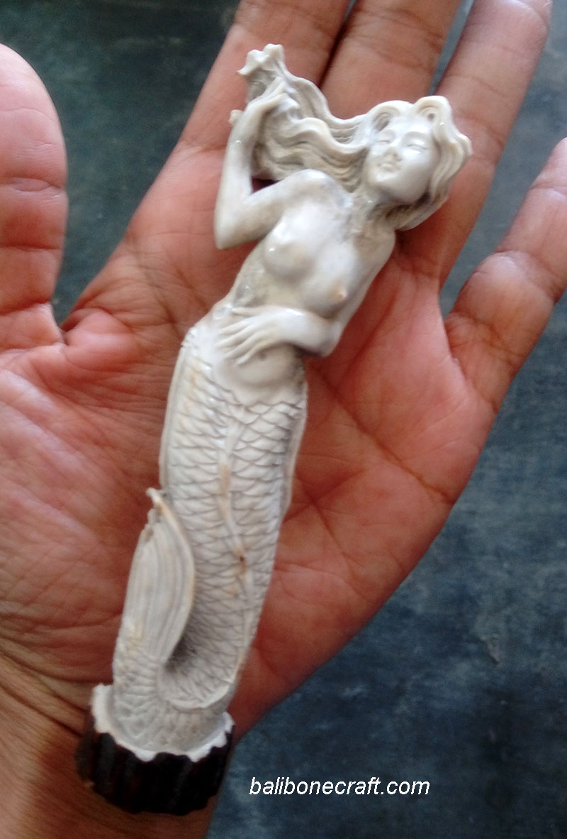 keris-handle-mermaid